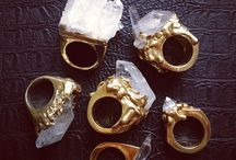 Rings and Other Jewelry