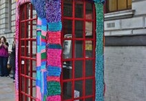 Yarn bombing / by Rainbow Valley