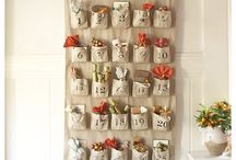 Christmas - Advent Calendars / by Debbie Mayfield