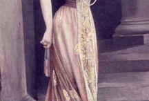 hystorické šaty
