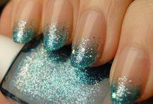 finger nails / by Tennile Bills