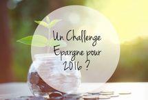 Challenge epargne 2016