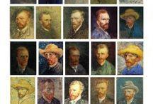 Portraits of Artists