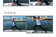 NALU SUP Yoga Workouts