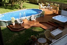 Swimmming pool ideas