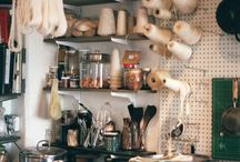 Kitchen / Dining, cooking, eating......