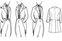 SASS - Wild West - Gold Rush Era - American Civil War Era / Sewing Patterns and costume accessories for Cosplay and Garb related to the SASS, Wild West, Gold Rush and American Civil War Era