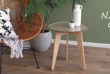 Nº 55 tafeltjes van Trend100.nl / Bijzettafeltjes van Trend100.nl zijn van hoge kwaliteit en duurzaam geproduceerd in Nederland. De tafeltjes kunnen in allerlei kleuren en samenstellingen.