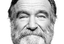 The Incomparable Robin Williams / by Rae Shue
