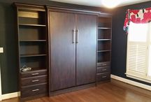 Murphy Beds / Need more room, try a Murphy Bed??