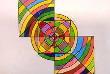Frank Stella Protractor