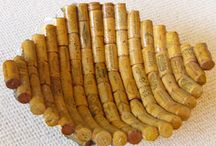 All things wine cork / What to do with wine corks / by Onnie Gazzo