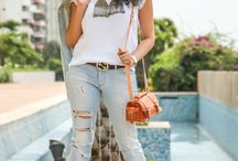 Effortless outfits