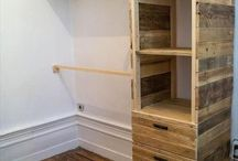 closet ideas for attic