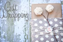 Gift wrapping love / by Kate
