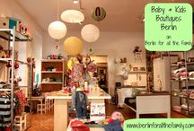 Berlin Boutiques for Kids / Brilliant boutiques to buy children's items such as toys, clothes, furniture, fancy dress etc