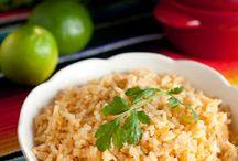 Rice / by Jane Hutchinson