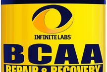 BCAA Capsules by Infinite Labs