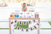 2' birthday party