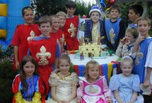 Princess and Knight Party Ideas