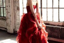lady in red / o poder do vermelho