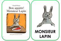 IEF:ALBUM-Bon Appétit Monsieur Lapin