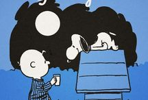 Peanuts / Snoopy, Charlie Brown and the gang / by Teresa Pierce