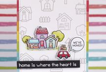 Cards houses