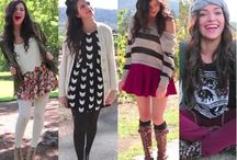 Fashion Inspiration  / CLOTHES, CLOTHES AND MORE CLOTHES