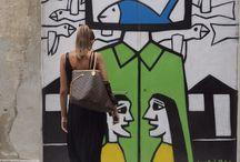 Inspiração de Street Art