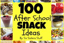 Snacks / by Amy Petoskey