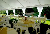 Event Rentals For Your Special Day / Tables, Linens & Chairs