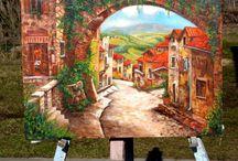 N.Zoli festménye büszke vagyok a férjemre.. / Férjem
