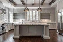 I ❤️ Grey Kitchens