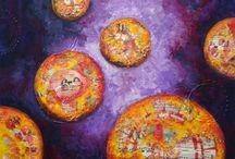 Art mixed medium / art / by Carolyn Hollingshead