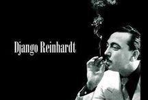 Django Reinhardt / by Chapter Endnotes