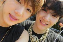 0. Bts Suga and Jin