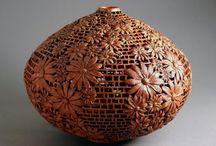 J. Paul Fennell (Arizona, USA), strunjire in lemn