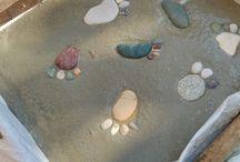 Yürüyüş Yolu Taşları