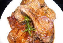 carnes de cerdo