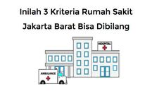 Rumah Sakit Jakarta Barat