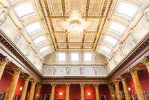 Royal College of Physicians, Edinburgh / Edinburgh wedding venue, the Royal College of Physicians.