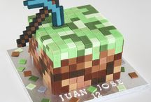 Minecraft / Minecraft inspired arts, crafts, room decor and party ideas for big and little kids alike! / by Kate Hadfield