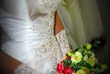 Promóciós képek / Néhány beállított kép esküvői ruháinkat viselő menyasszonyokról