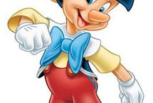 Walt Disney Characters.......I'm still very young at heart.
