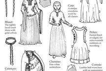 12th Century Dress