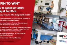 Enter our Office Design Trends Competition 2017 #EurofficeTrends17