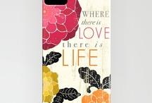 iPhone Cases I Like / by Heidi Erickson