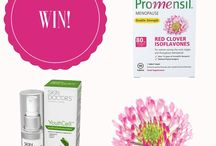 Competitions / Every woman will experience menopause in her own unique way. Find out more from www.promensil.co.uk. Join us on Twitter @UKPromensil