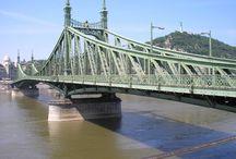 Ponts de Budapest, Hongrie